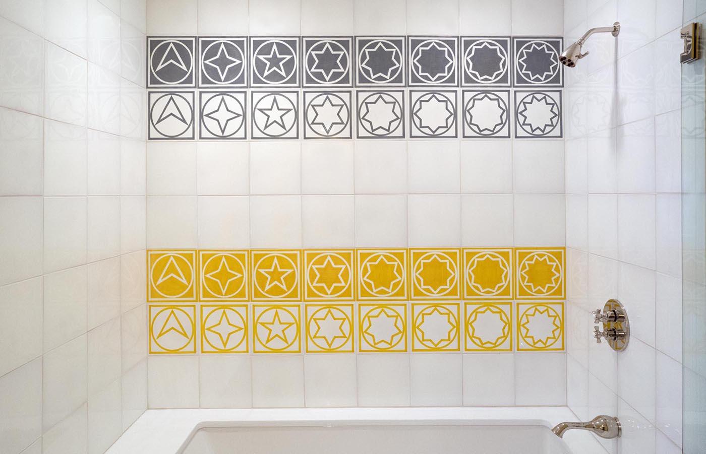 Special Order Decorative Tiles - Lewitt Studio